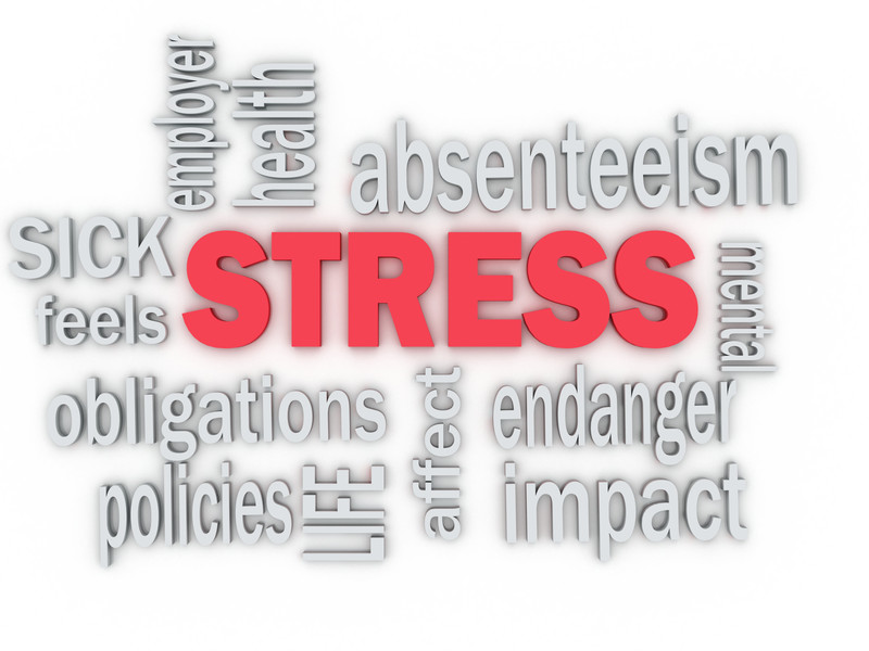 Stress - London Psychotherapy
